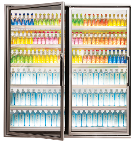Standard Features  sc 1 st  Anthony International & Anthony 401 Series Cooler and Freezer Glass Doors | Anthony ...