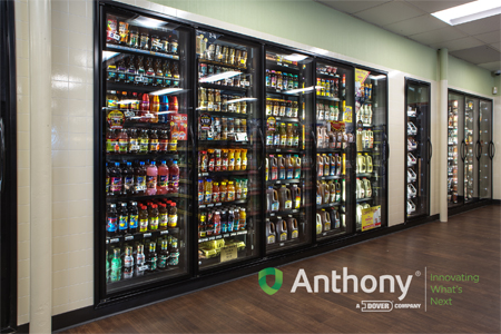 The Anthony Infinity® 090 doors met Rutteru0027s needs because they feature infinity-edge construction with an enhanced visibility area for improved ... & Rutters Farm Stores Upgrade pezcame.com
