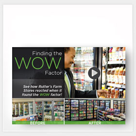 Anthony international display doors frames led lighting finding the wow factor see how rutters farm stores reacted finding the wow factor sciox Image collections